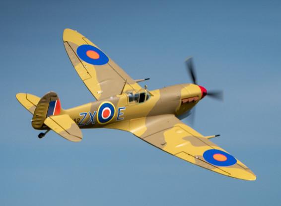 Avios Spitfire MkVb Super Scale 1450mm MTO Scheme Warbird (PNF) w/80A ESC