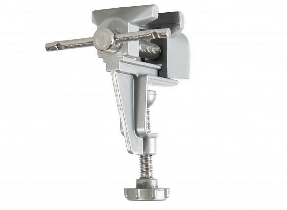 Mini Clamp-On Aluminum Alloy Bench Vice 91003000001-0 2