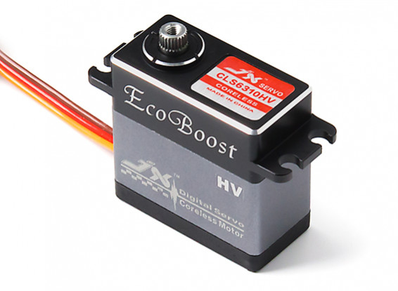 JX CLS6310HV Coreless Metal Gear High Speed Digital Servo 9.35kg/0.035sec/63g