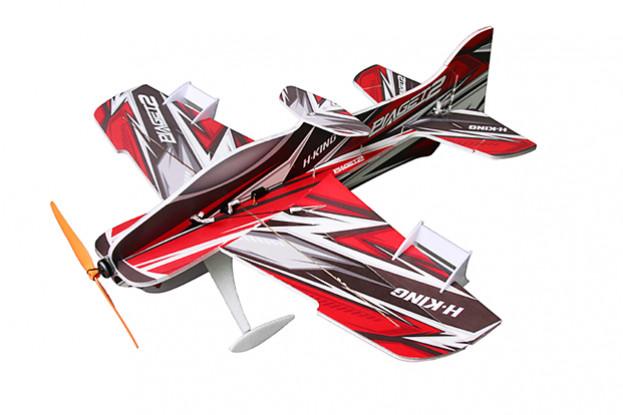 H-King 3D Plane PNF Piaget 2 Foamboard Aircraft 820mm | HobbyKing