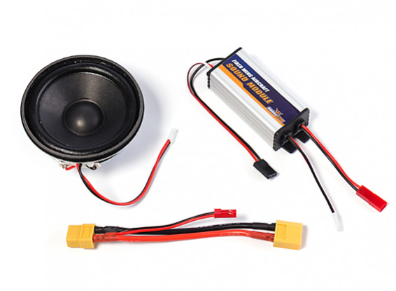HobbyKing Fixed Wing Aircraft Sound Module