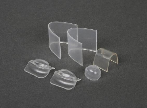 Avios Grand Tundra - Clear Plastic LED Cover Set
