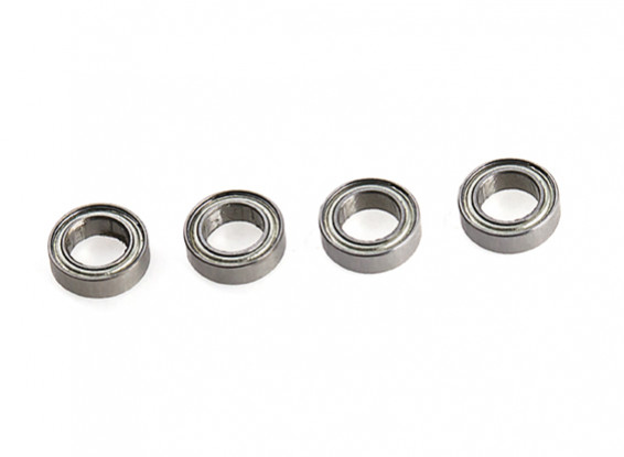 WL Toys K989 1:28 Scale Rally Car - Replacement 6x10x3mm Bearings K989-07 (4pc)