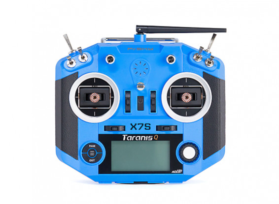 FrSky Taranis Q X7S Digital Telemetry Radio System 2 4GHz ACCST (EU) (UK  Charger)