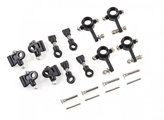 Mini-Q Slash Upper Control Arm Set
