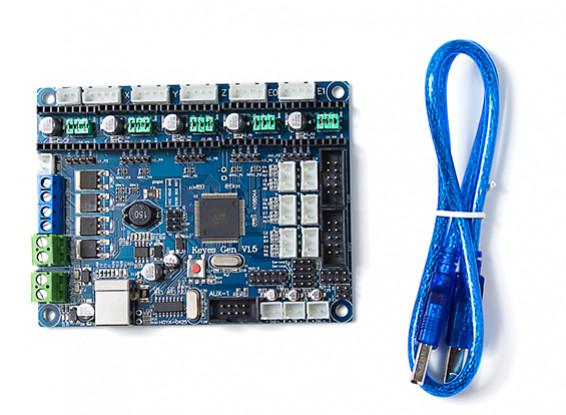 Keyes GEN V1.5 3D Printer Control Board (Blue)