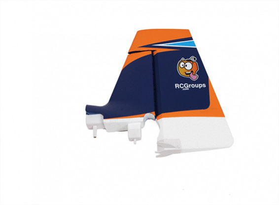 Avios RC Groups Extra 330LX Vertical Stabilizer