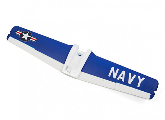 Durafly T-28 Naval 1100mm - Main Wing including Dive Flap
