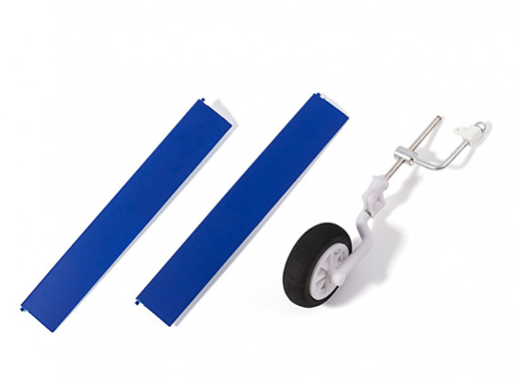 Durafly T-28 Naval 1100mm - Nose Landing Gear without Retract
