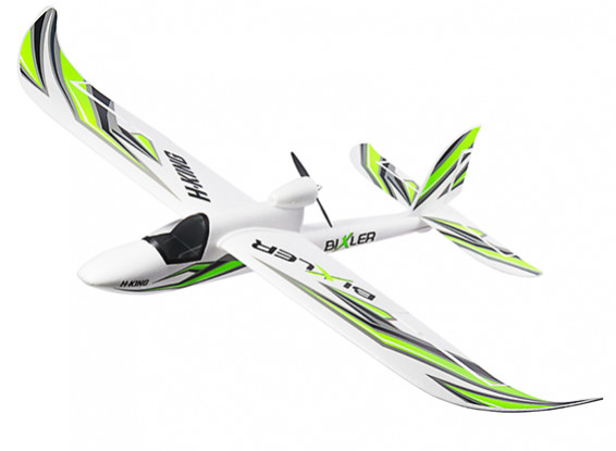 H-King Bixler 1 1 EPO 1400mm Glider (PNF)