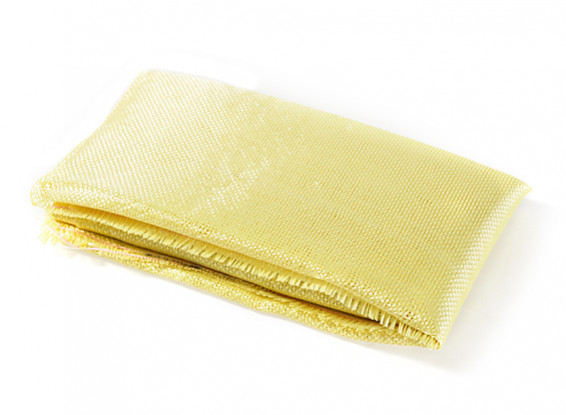 Kevlar 29 Fabric 120g/m2 (1000mm x 1000mm)