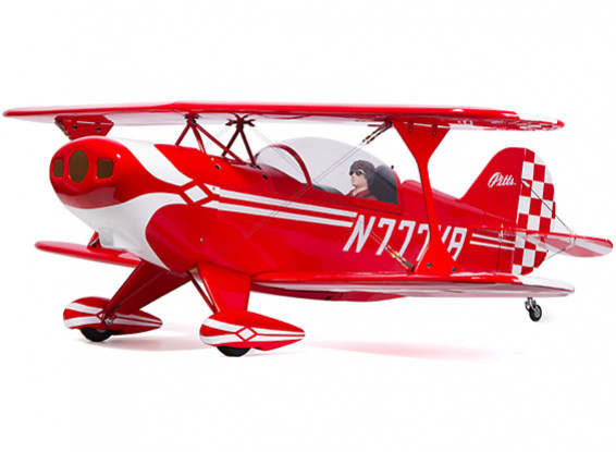 Kingcraft Pitts Special S-2B 1200mm (47