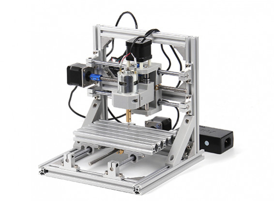 T8 DIY 3-Axis CNC Milling Machine w