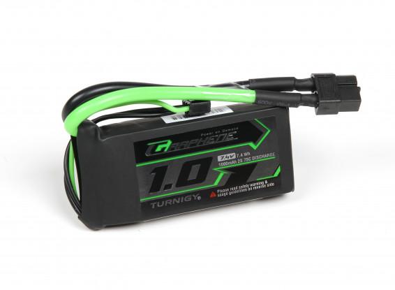 Turnigy Graphene Panther 1000mAh 2S 75C Battery Pack w/XT60