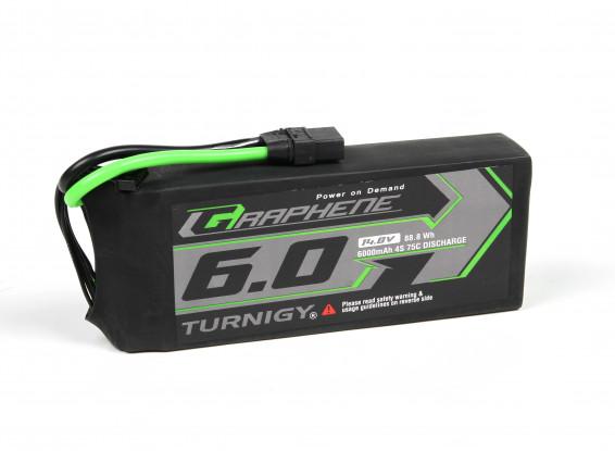 Turnigy Graphene Panther 6000mAh 4S 75C Battery Pack w/XT90