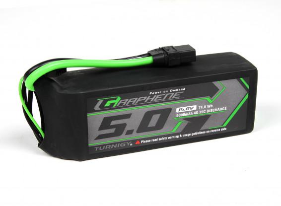 Turnigy Graphene Panther 5000mAh 4S 75C Battery Pack w/XT90