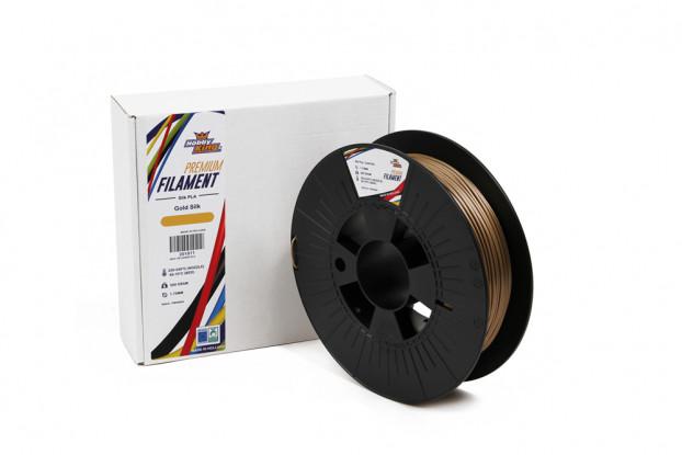 PLA Premium Silk Gold 500g 1.75mm HobbyKing