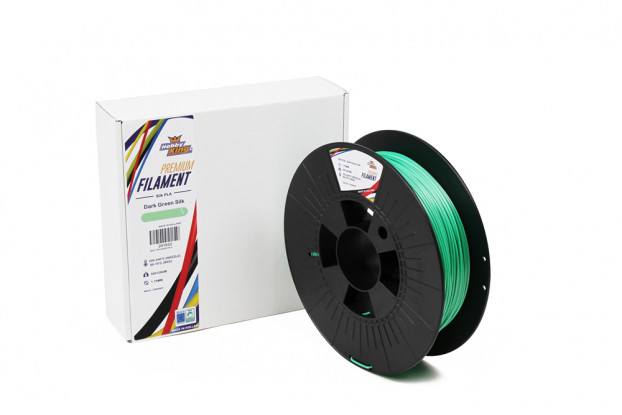 PLA Premium Silk Dark Green 500g 1.75mm HobbyKing