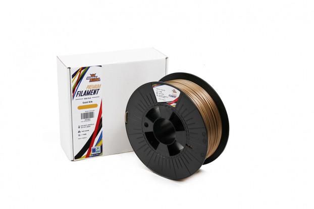 PLA Premium Silk Gold 1kg 1.75mm HobbyKing