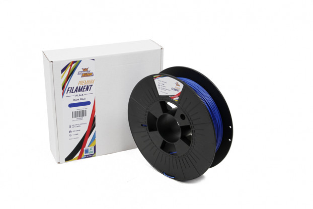 PLA Premium X Dark Blue 500g 1.75mm HobbyKing
