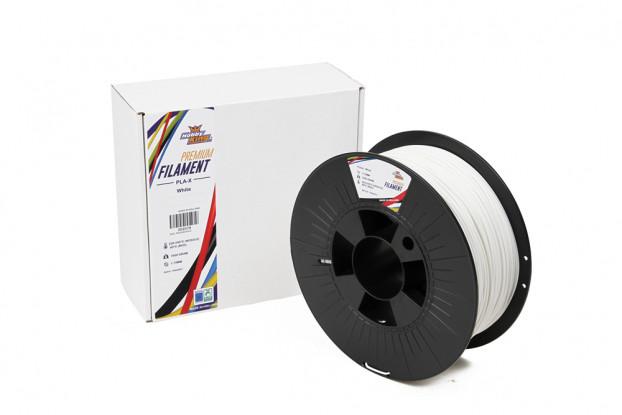 PLA Premium X³ White 1kg 1.75mm HobbyKing