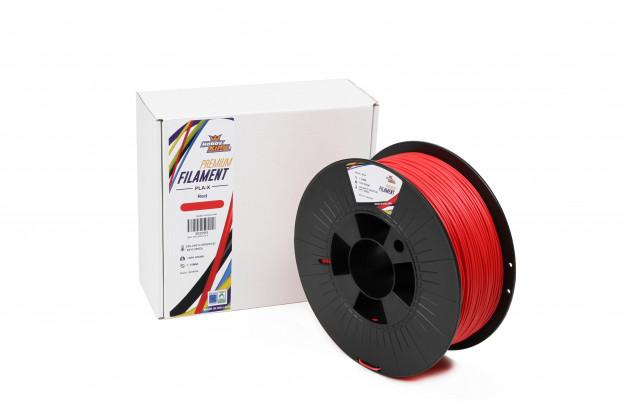PLA Premium X³ Red 1kg 1.75mm HobbyKing