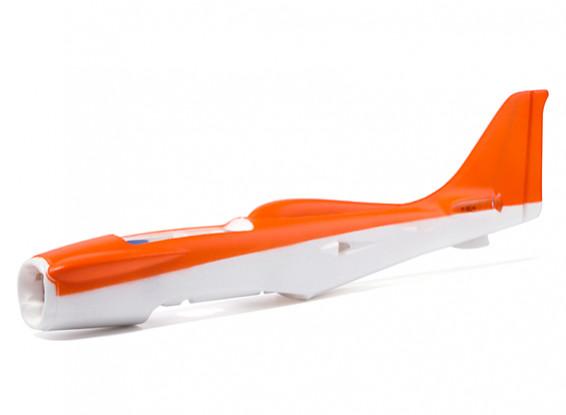 Durafly EFX Racer - Replacement Fuselage (Orange)