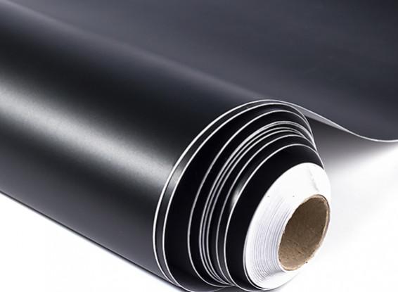 Hobbyking™ Black Self Adhesive PVC Covering/Trim 45cm x 10m Roll