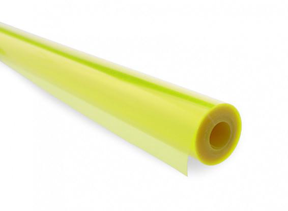 Covering Film - Transparent Lime (5m) 203