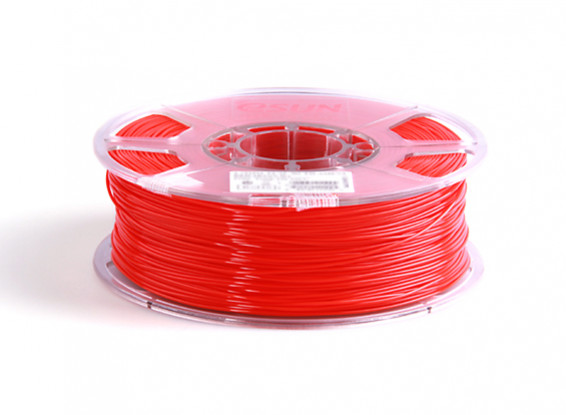 PLA+ Red 1kg 1.75mm eSUN
