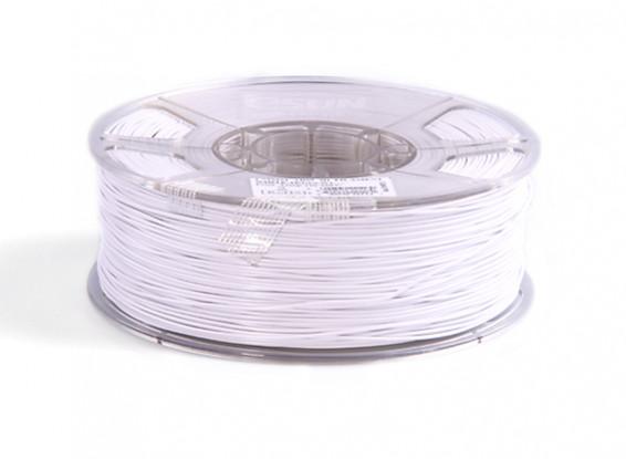 ABS+ White 500g 1.75mm eSUN