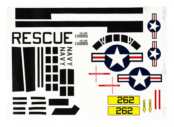 Avios Albatross HU-16 - Decal Set