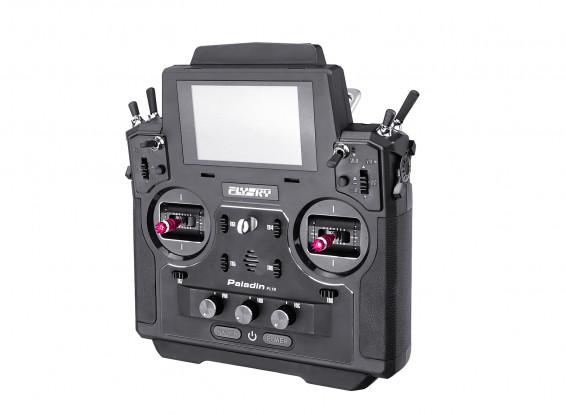 FLYSKY Paladin PL18 Mode 1 2.4GHz AFHDS3 18CH Radio System w/FTr10 and FTr16s Receivers