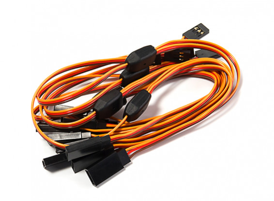 300mm Servo Y Lead (JR) (5pcs/bag)