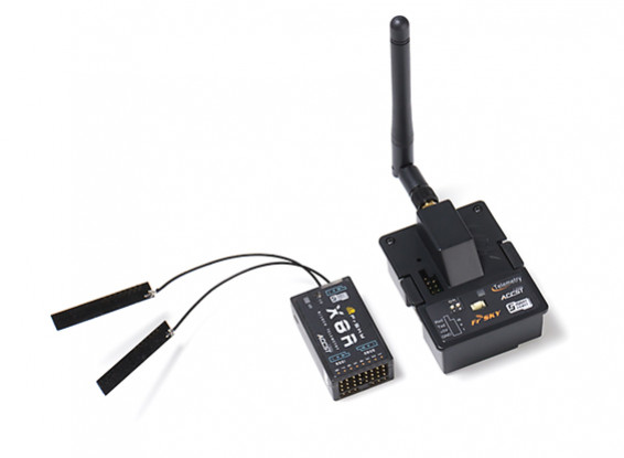 FrSky XJT 2 4Ghz Combo Pack for JR w/ Telemetry Module & X8R 8/16Ch S BUS  ACCST Telemetry Receiver