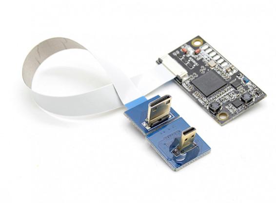 SCRATCH/DENT - RCD 3016J  HDMI to AV port converter