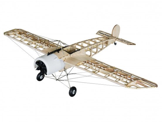 "Fokker E.III Eindecker WW1 Fighter Laser Cut Balsa Kit 1520mm (60"")"