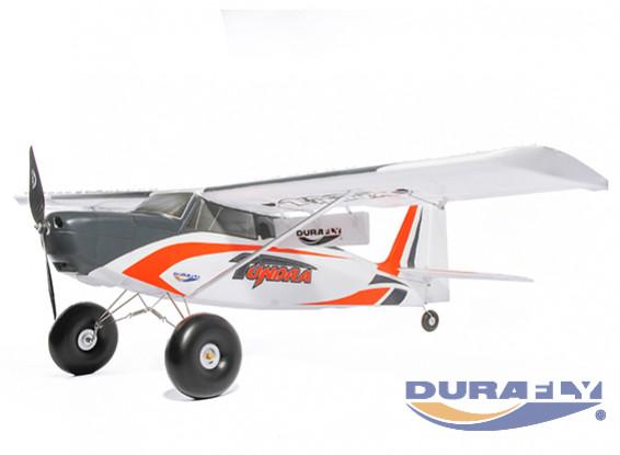 "Durafly Tundra V2 (PNF) - Orange/Grey - 1300mm (51"") Sports Model w/Flaps"