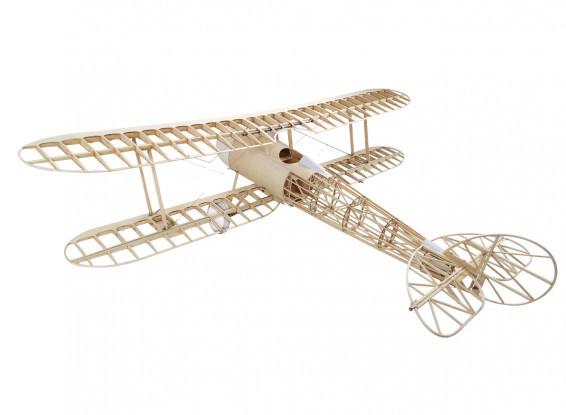 H-King-13-Nieuport-28-WW1-Fighter-Full-Laser-Cut Balsa-Kit-2830mm-9100700004-0-2