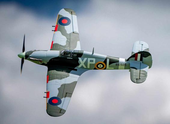 H-King-PNF-Hawker-Hurricane-Mk-IIB-750mm-30-w6-Axis-ORX-Flight-Stabilizer-9325000041-0-1