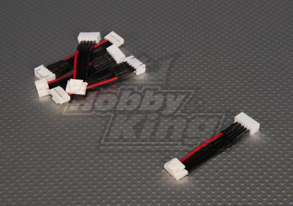 Female JST-XH <-> Male Thunderpower 4S 5cm (5pcs/bag)