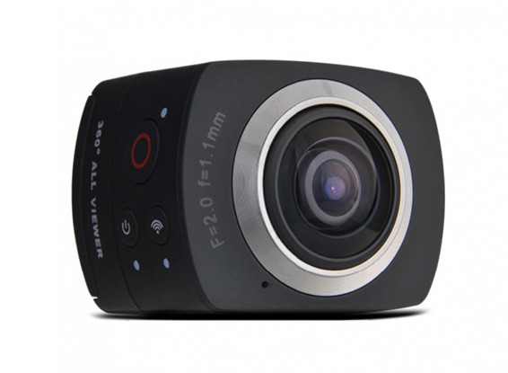 Panoview 360 Degree Camera (Wi-Fi)