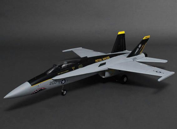 F-18 EDF Plug-n-Fly RC Jet