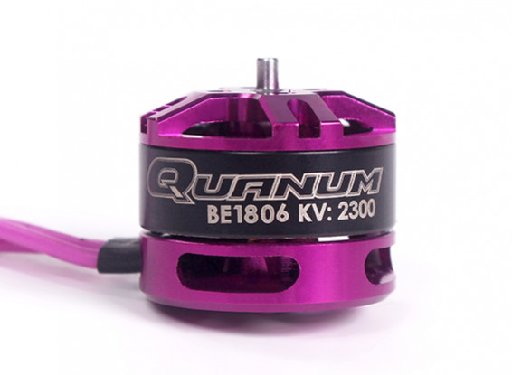 Quanum BE1806-2300kv Race Edition Brushless Motor 3~4S (CW)