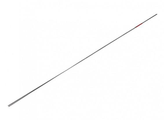 """K&S Precision Metals Piano Wire 0.039"""" x 36"""" (Qty 1)"""