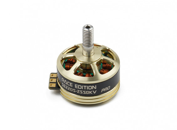 DYS SE 2205 Race Edition Pro 2550KV (CW) (Custom Wiring Option)