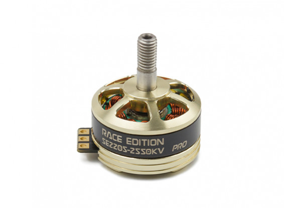 DYS SE 2205 Race Edition Pro 2550KV (CCW) (Custom Wiring Option)