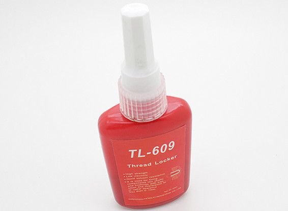 TL-609 Thin Thread Locker & Sealant Ultra High Strength