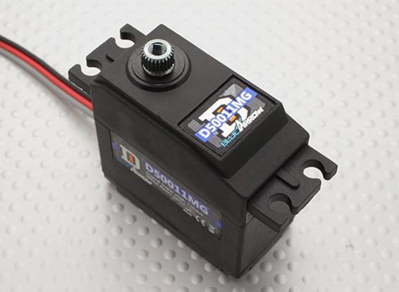 D50011MG High Torque Digital Servo 25T 9.6kg / 0.08sec / 57.4g