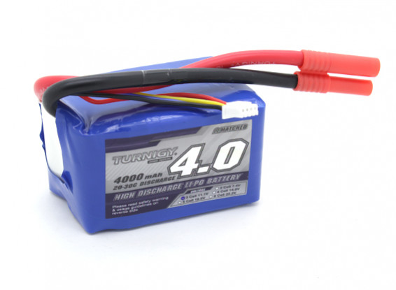 Turnigy 4000mAh 3S 20C Lipo pack (Perfect for QRF400)